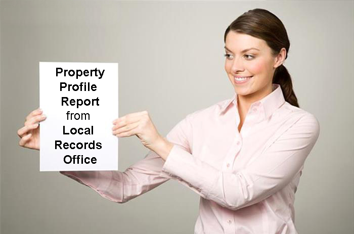 local-records-office-property-profile-report