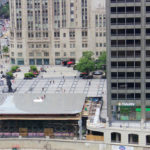 Apple's New Chicago Apple Store Features A Roof That Looks Like A MacBook Air