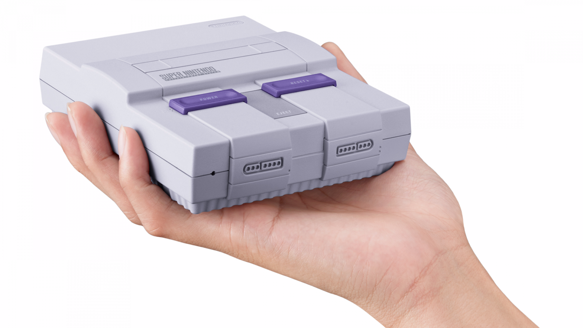 Super Nintendo Classic Edition Will Come Out Sept. 29, Mini SNES Will Retail for About $80