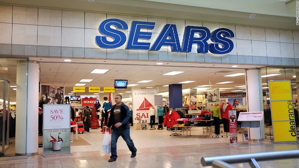 MORE STORE CLOSINGS: Sears and Kmart Are Closing 43 More Stores Across the US