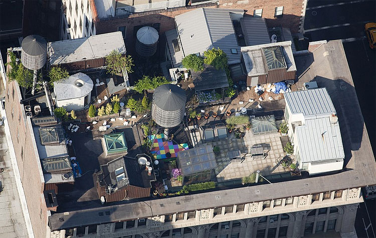New York Secret Rooftop