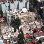 Death Tolls Keep Rising in Mexico Earthquake as Rescue Groups Continue Searching