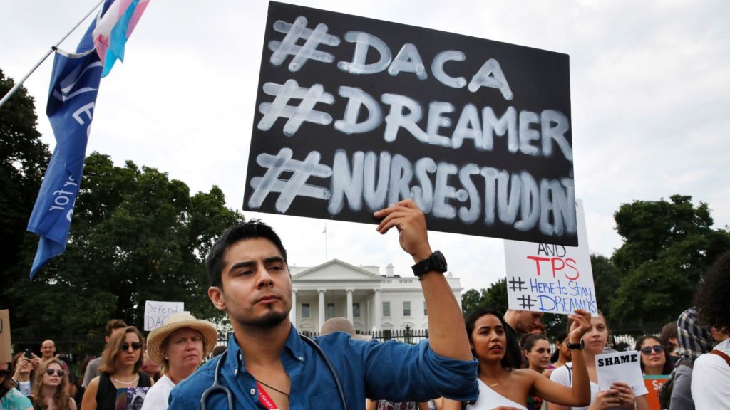 GOP Lawmakers Say Trump Wants Extremely Strict Measure on Dreamers Deal
