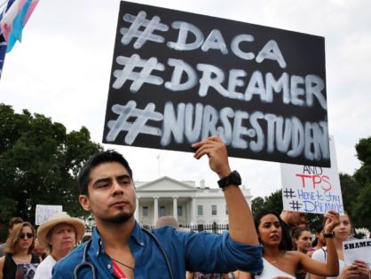 GOP Lawmakers Say Trump Wants Extremely Strict Measures in Dreamers Deal