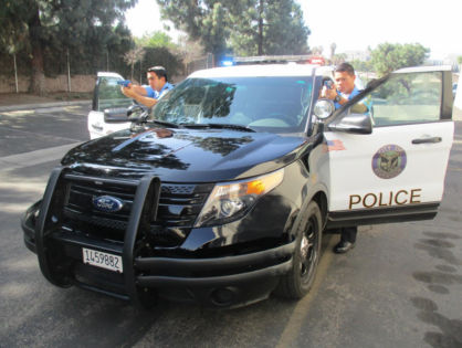 Riverside County Police Chase Suspect Accused Of Assaulting Couple With Car Enters Plea