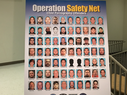 Dozens Rounded Up In New Jersey Probe Of Child Abuse And Pornography
