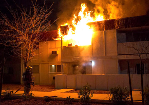 Tallahassee apartment fire causes $30,000 in damage