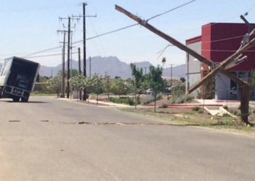 Power out in El Paso's Upper Valley