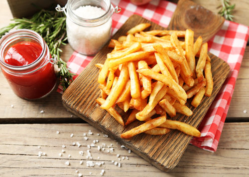 FREE fries and ice cream for National French Fry Day & National Ice Cream Day across Maryland
