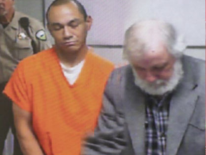 Ogden man accused of killing his 10-month-old son briefly appeared in court