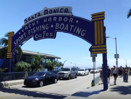 Woman in her 20's was shot on the Santa Monica Pier: Shooter at large