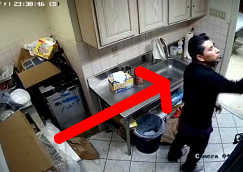 Synagogue Thief Snatched Cash on Three Separate Nights In Queens Caught on Camera (VIDEO)