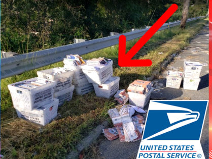 Postal Worker Quits His Job in the Middle of Delivering Hundreds of Letters to Philadelphia Residents (Picture)