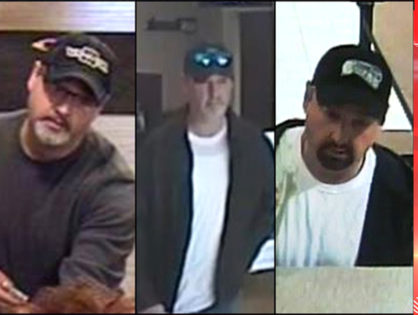 "FBI arrested the so-called ""traveling bandit"" following bank robbery spree in Florida and Utah"