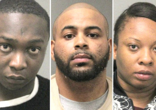 Three NYC thieves arrested after shoplifting from two pharmacies in Nassau County