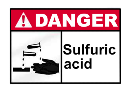 Man falls into tank of sulfuric acid in the Detroit area
