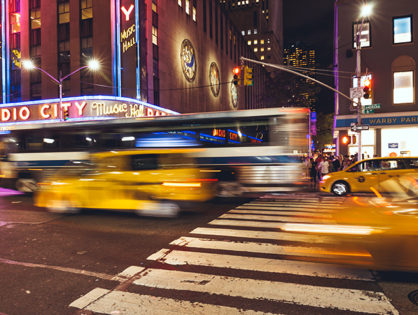 Study shows that New York City is one of the easiest places to drive