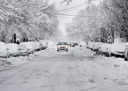 New York City schools are being closed due to snow and cold weather